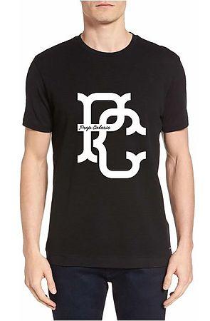 Image of The PC Big Monogram T Shirt in Black
