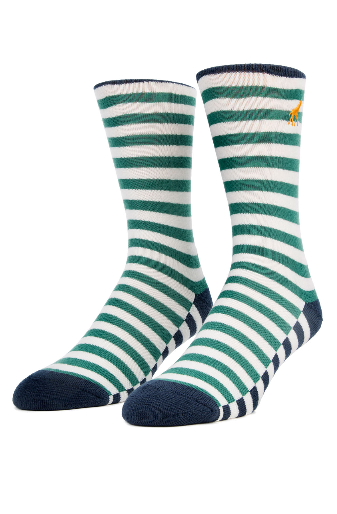Image of The LRGeneration Green Striped socks