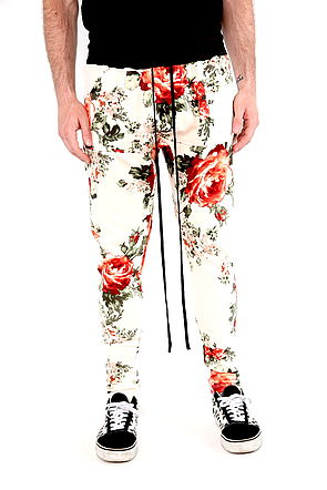 Image of PIECE TWO - DROPCROTCH TRACK PANT