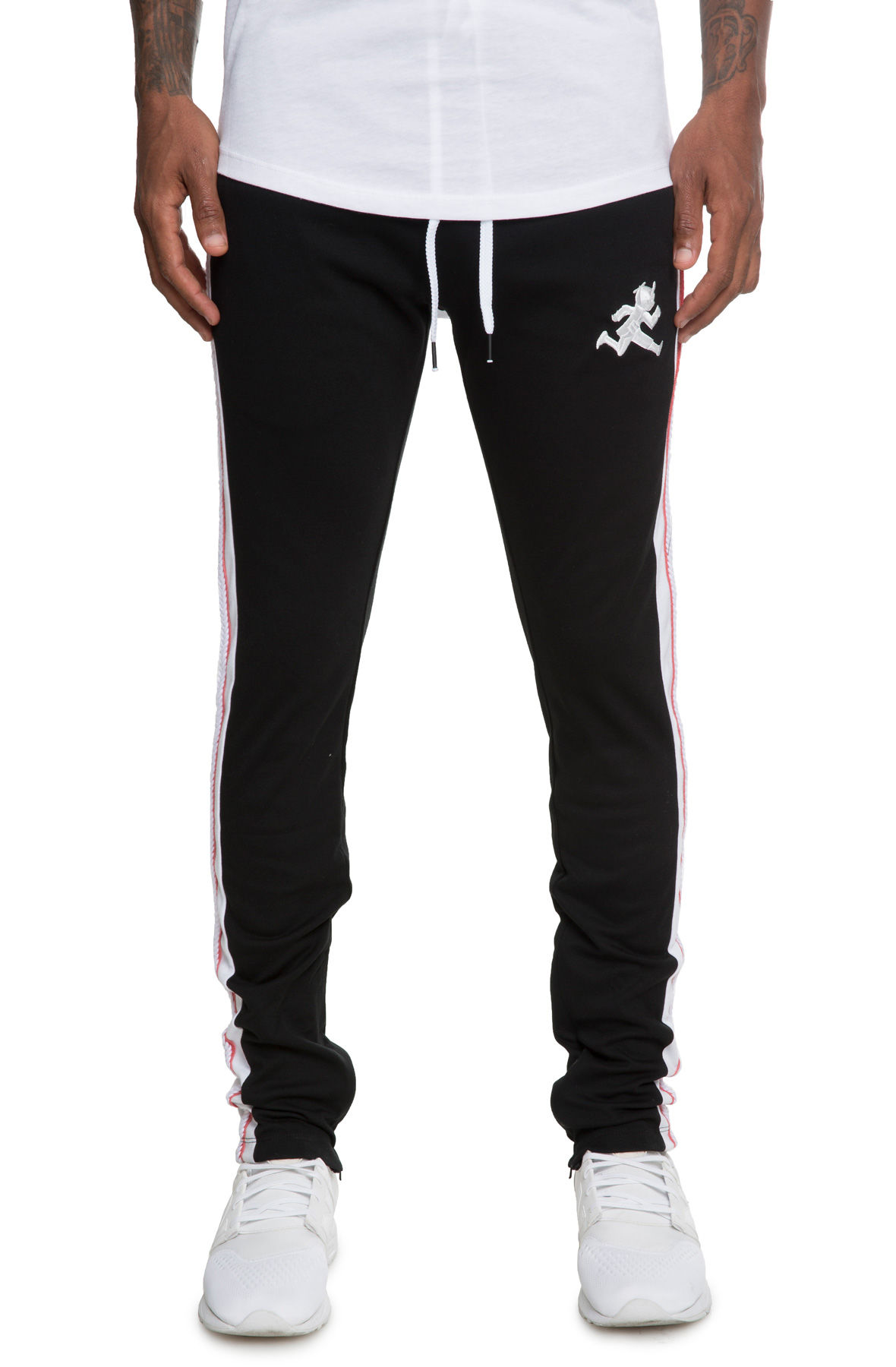 Image of The Kendo Track Pants in Black