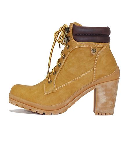 women's low heel ankle boot hanson-1
