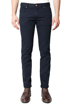 Image of Navy Denim Jeans