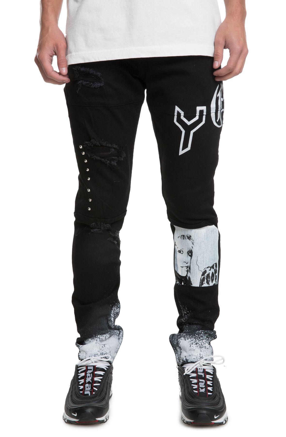 Image of The Spungen Pants in Black