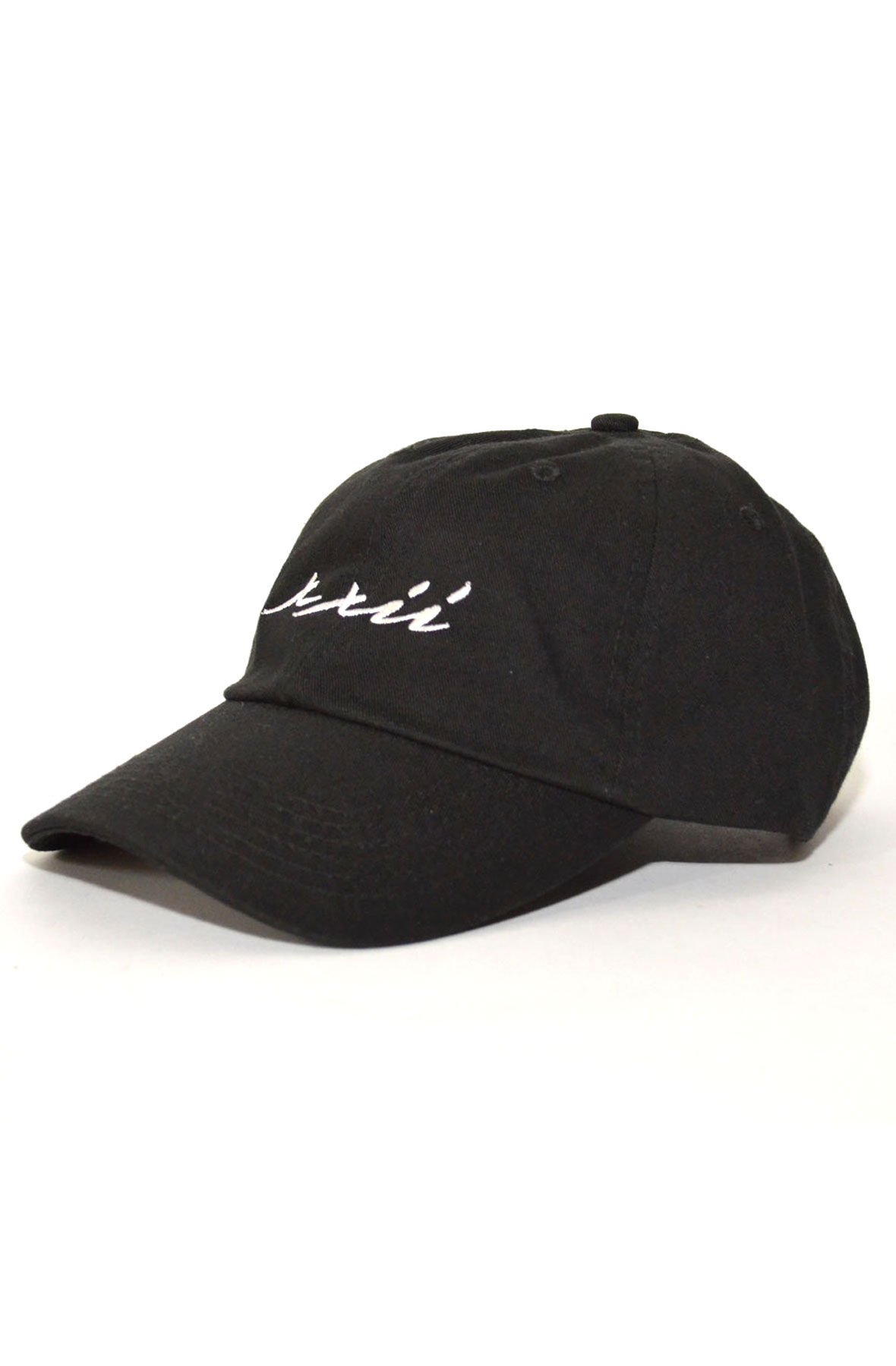 Image of XXII Dad Hat in Black and White