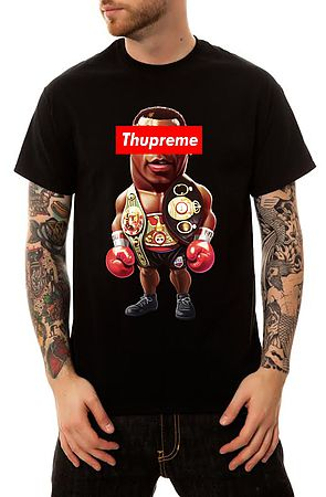 Image of The Thupreme T-Shirt in Black