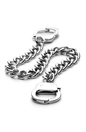 Image of The Chain Cuff Bracelet