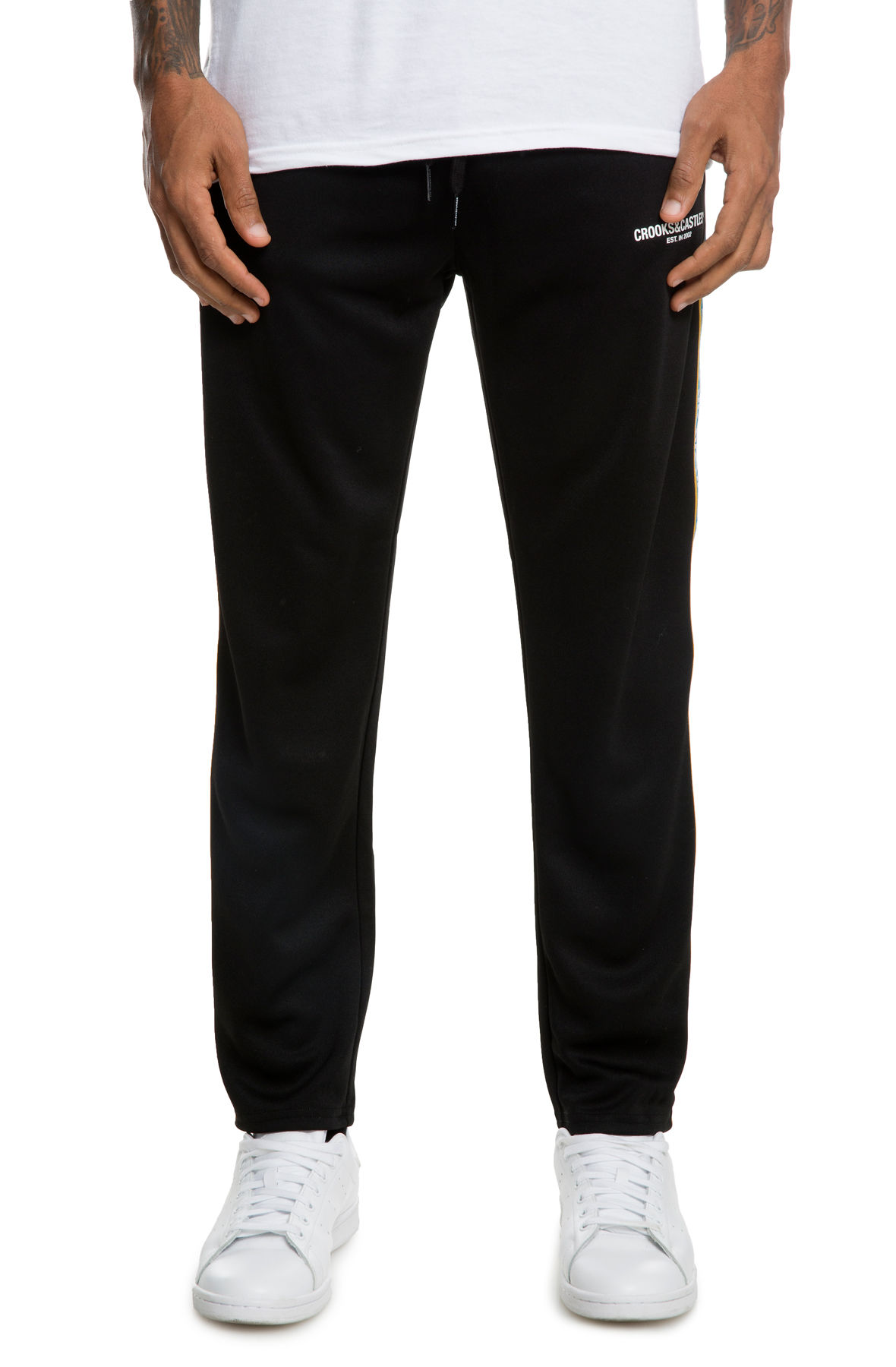 Image of The CNC Track Pant in Black