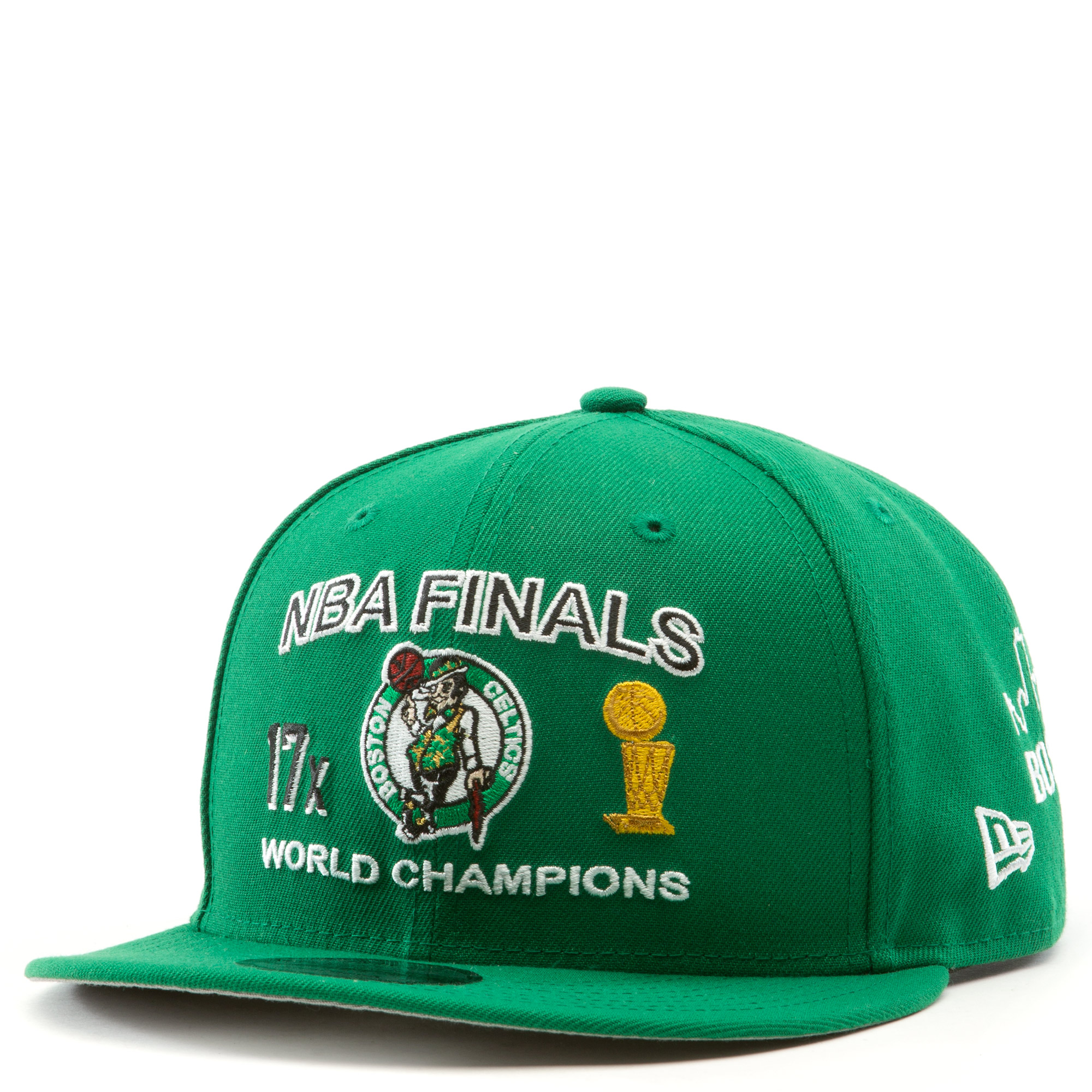 Boston Celtics NBA Finals 9Fifty Snapback Hat