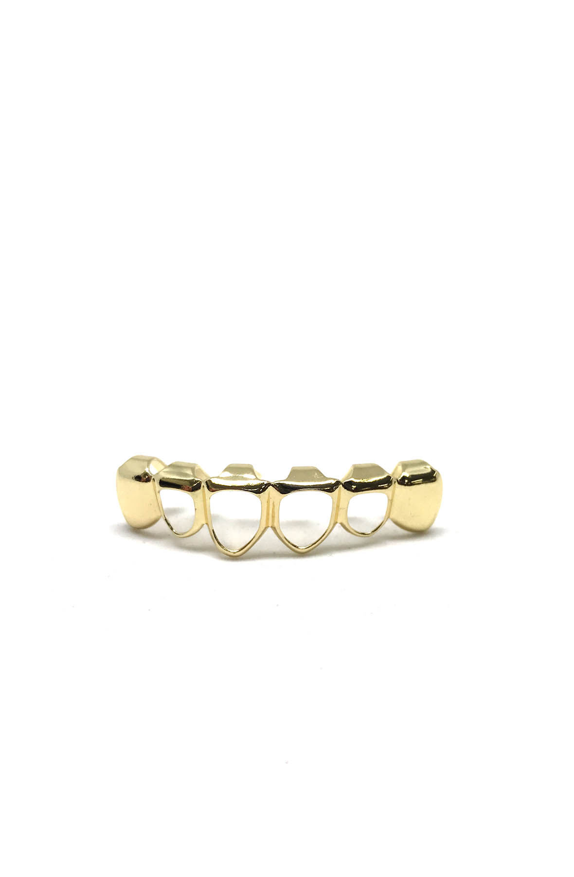 Image of 4 Slot Gold Plated Grill Top