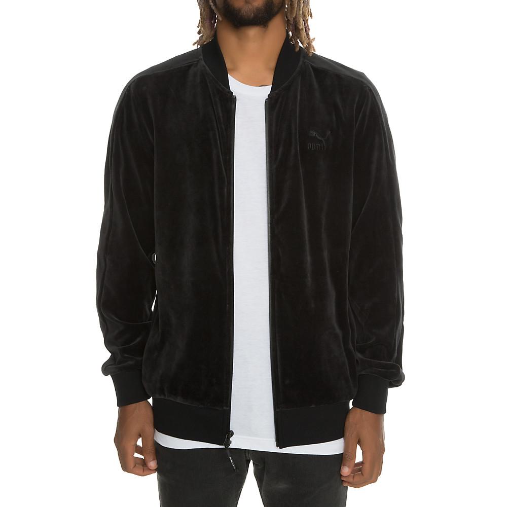Men's Velour T7 Jacket