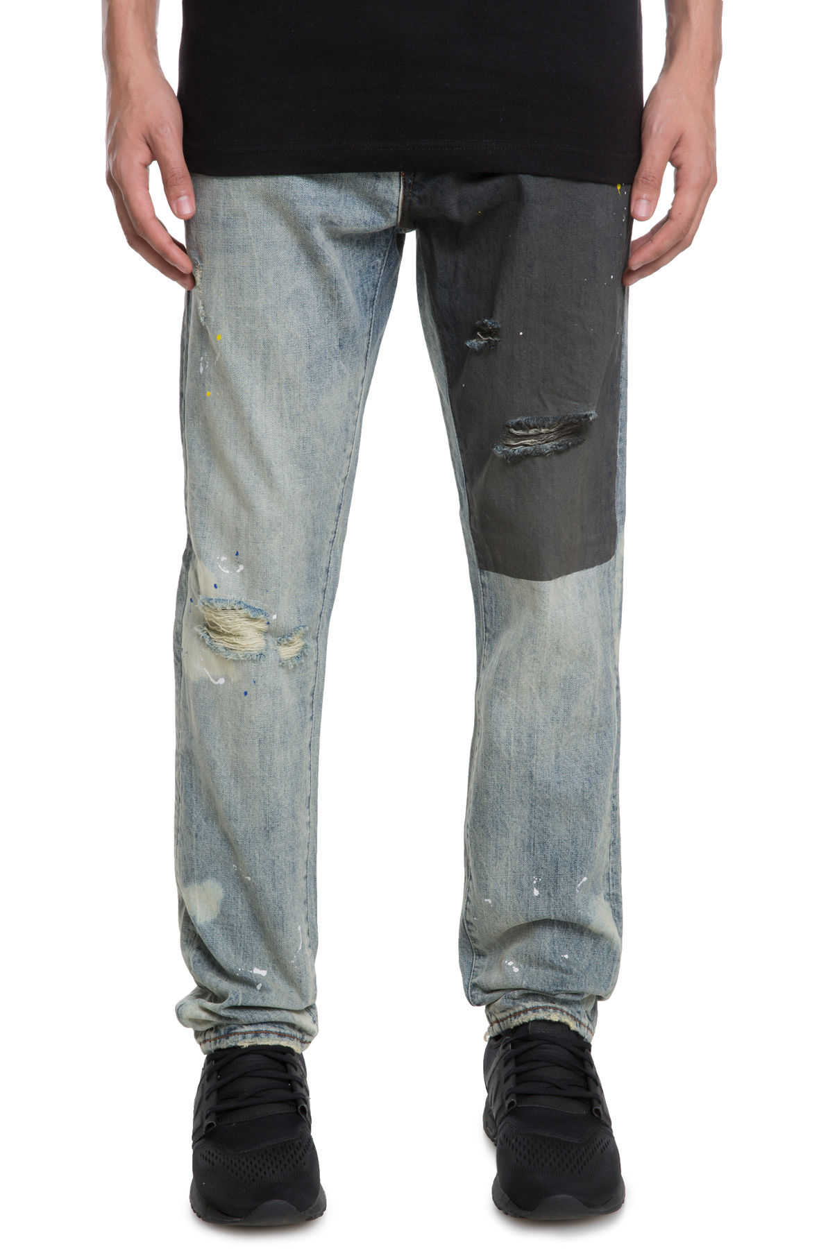 Image of The BB Trek Jean in Moon Wind