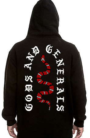 Image of No Snakes Hoodie