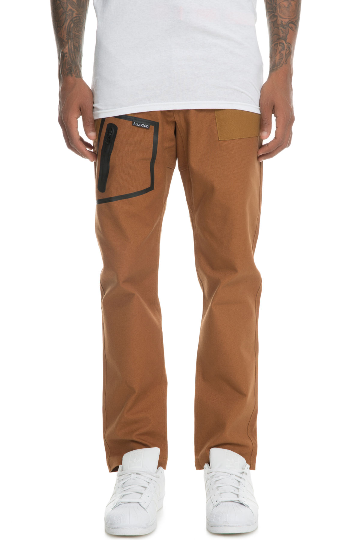 Image of The Cedar Pants in Brown