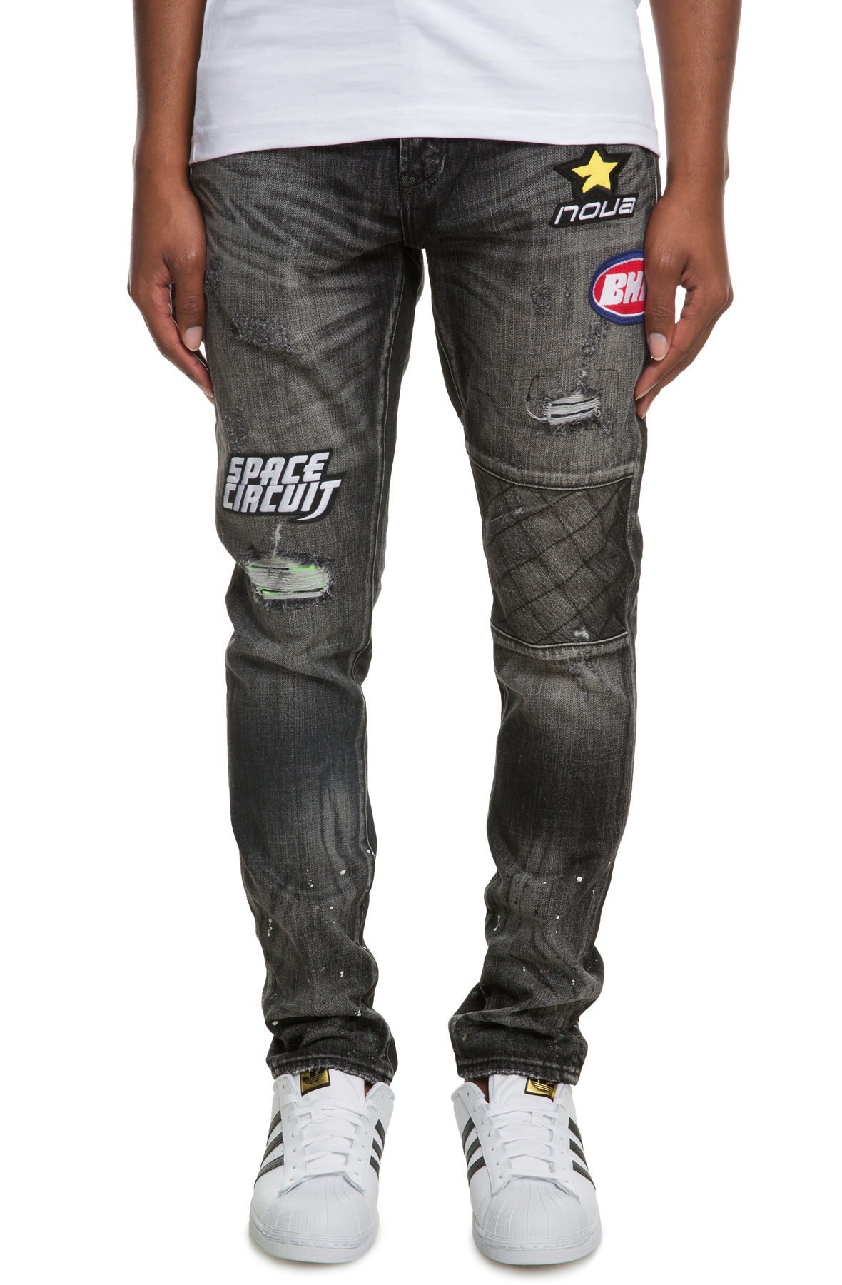 The Dirt Race Jean in Black Planet