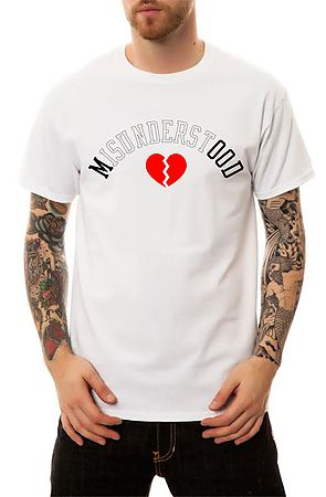 Image of The Misunderstood T-Shirt in White