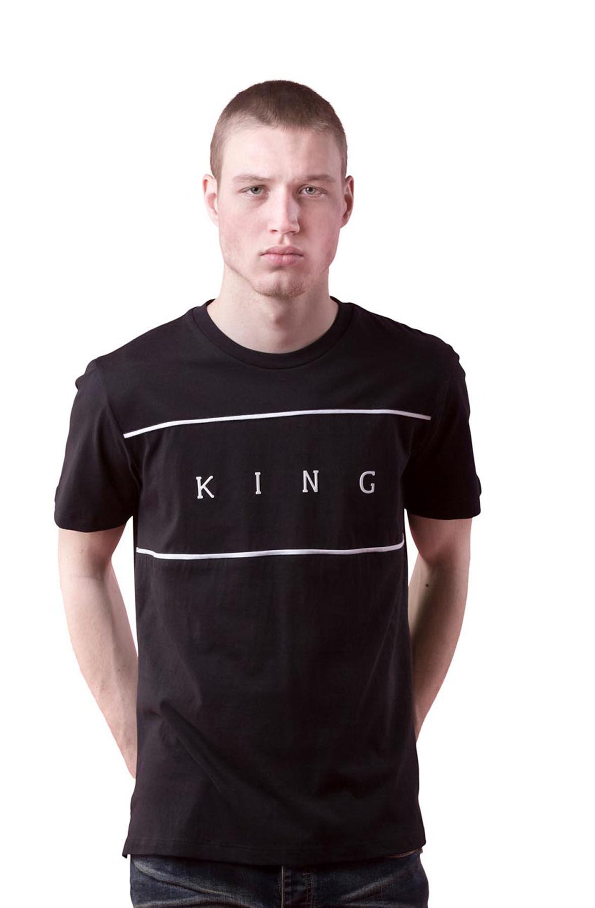 Image of Stepney T-shirt - Black