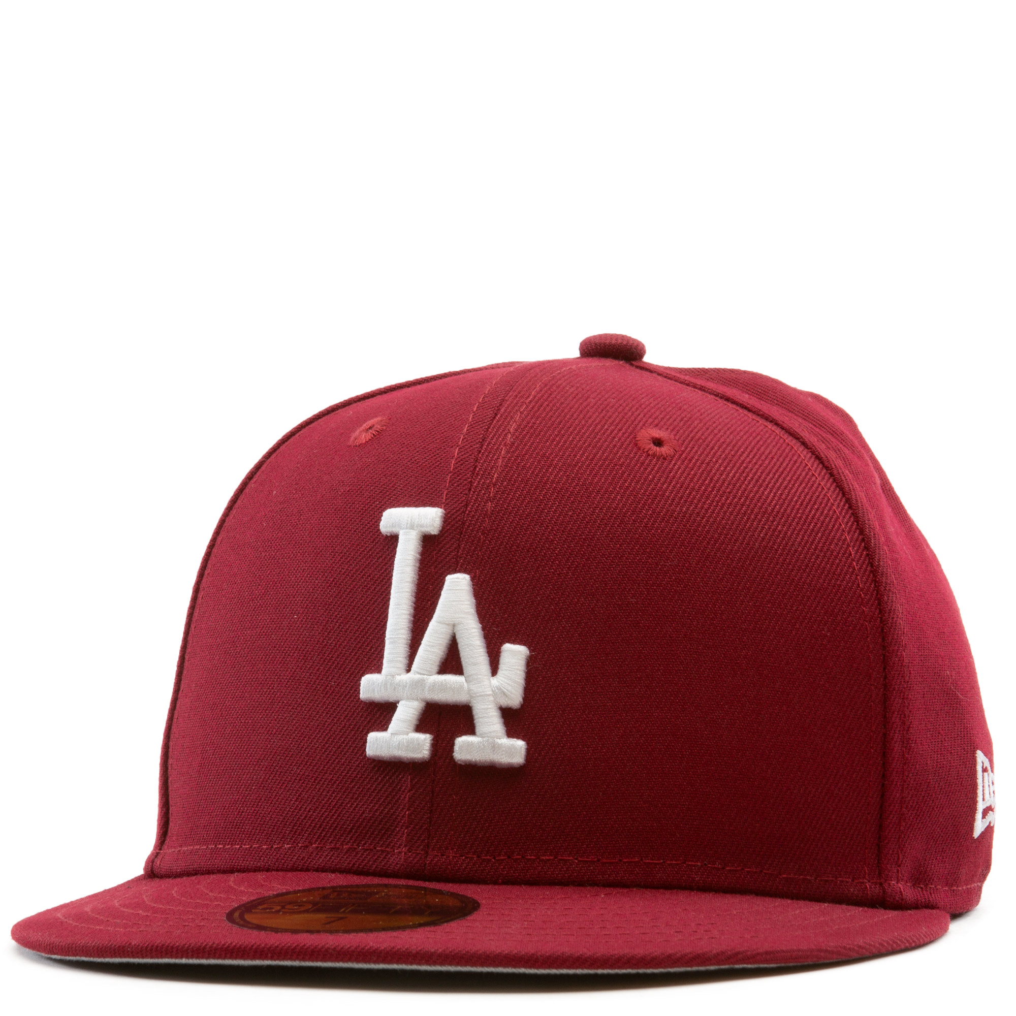 Los Angeles Dodgers MLB Basic Fitted Hat