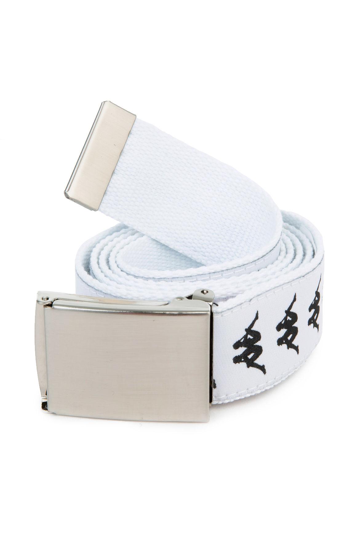 Kappa 222 Banda Placketbelt 3.5  Belt Black Men
