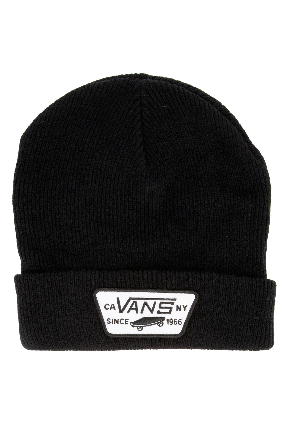 Image of The Milford Beanie in Black