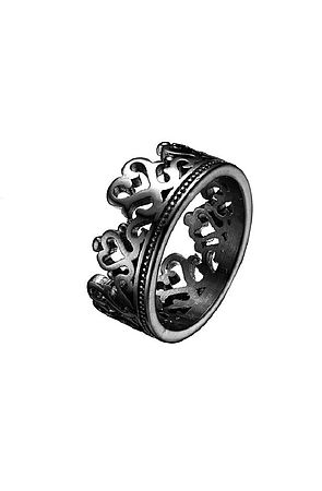 Image of The Mister Queen Ring - Black