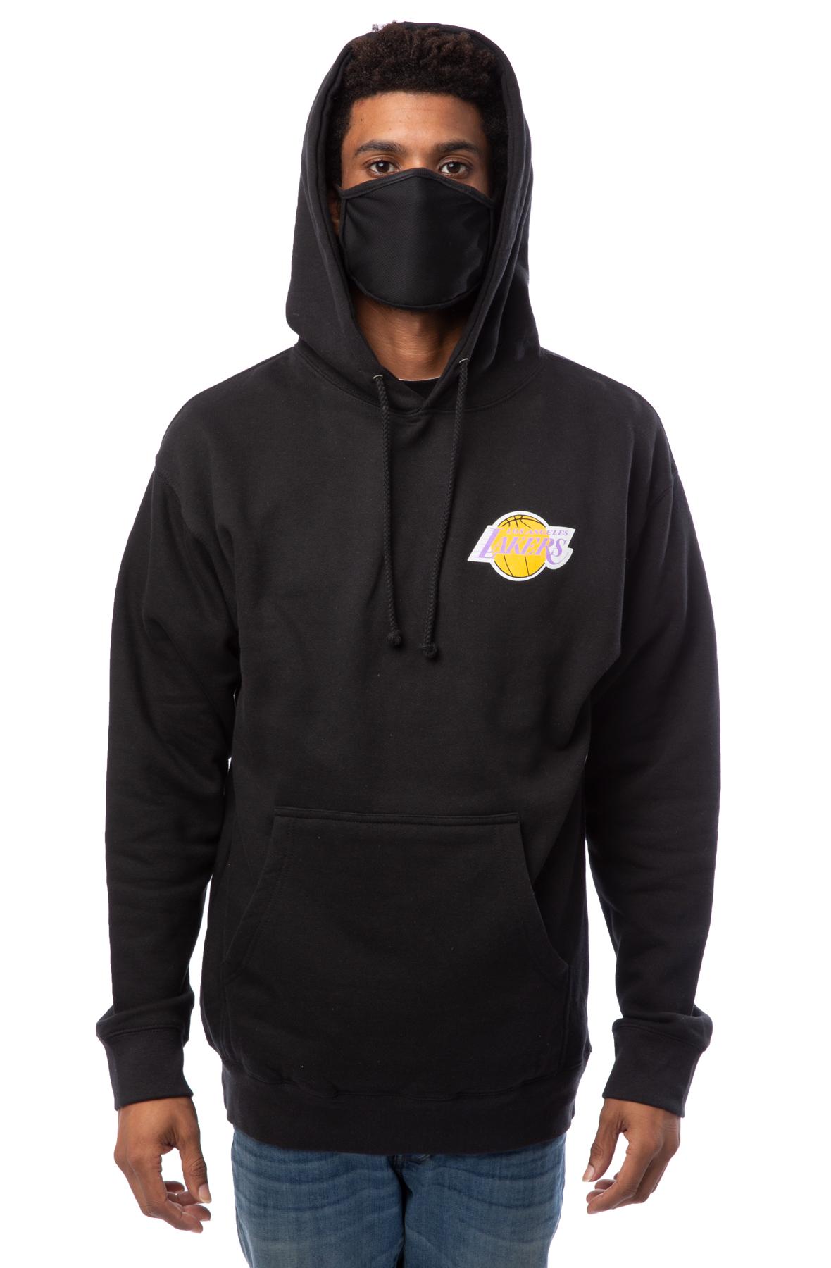 NBA Showtime 17x Lakers Hoodie