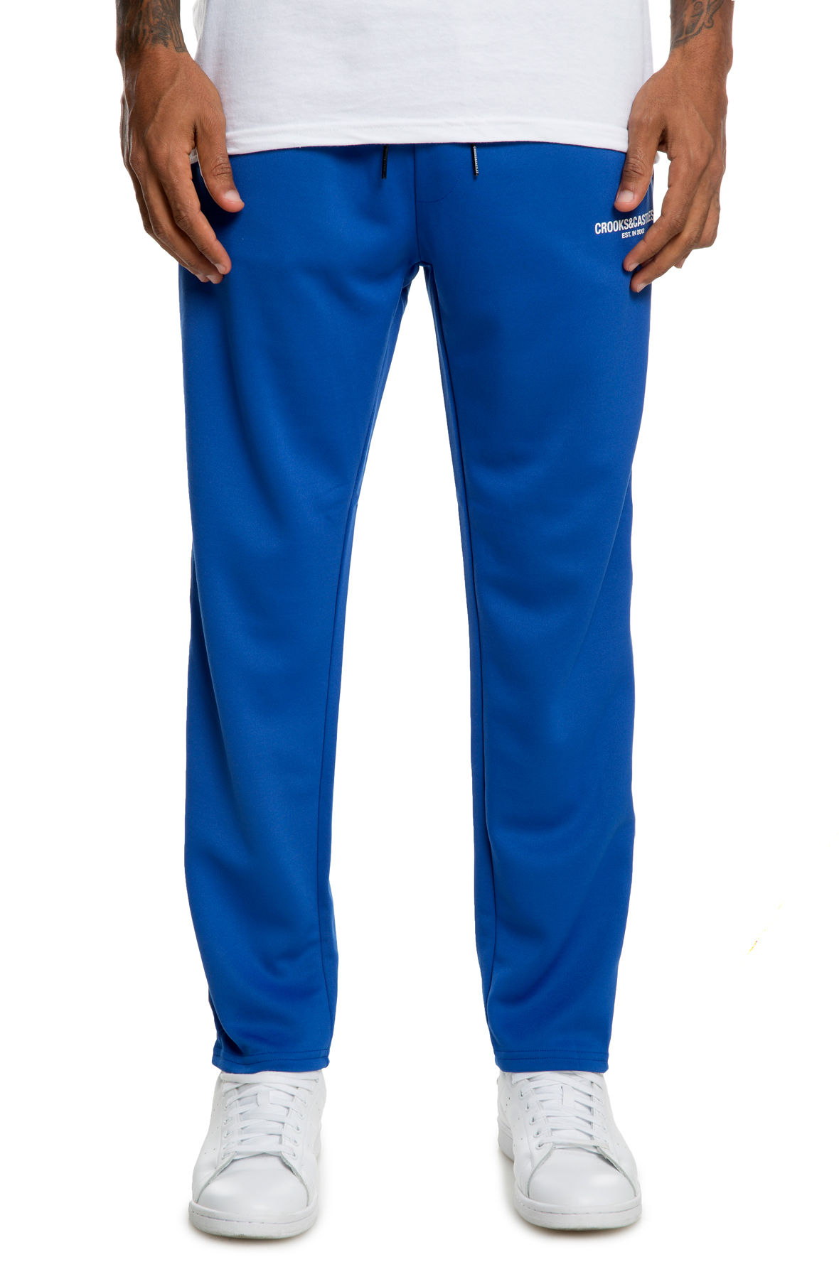 Image of The CNC Track Pant in Royal