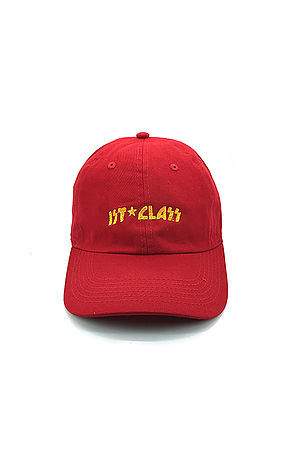 Image of Rock Tour Cap in Red