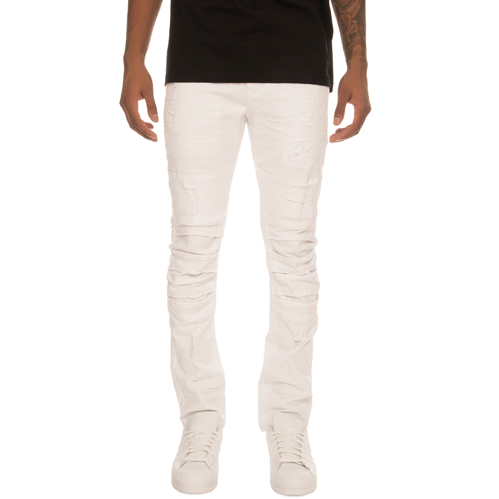 Image of Men's Ripped Denim Jeans