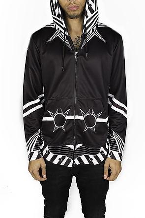 the original crackage binary hoodie