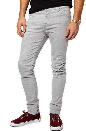 Image of Grey Denim Jeans