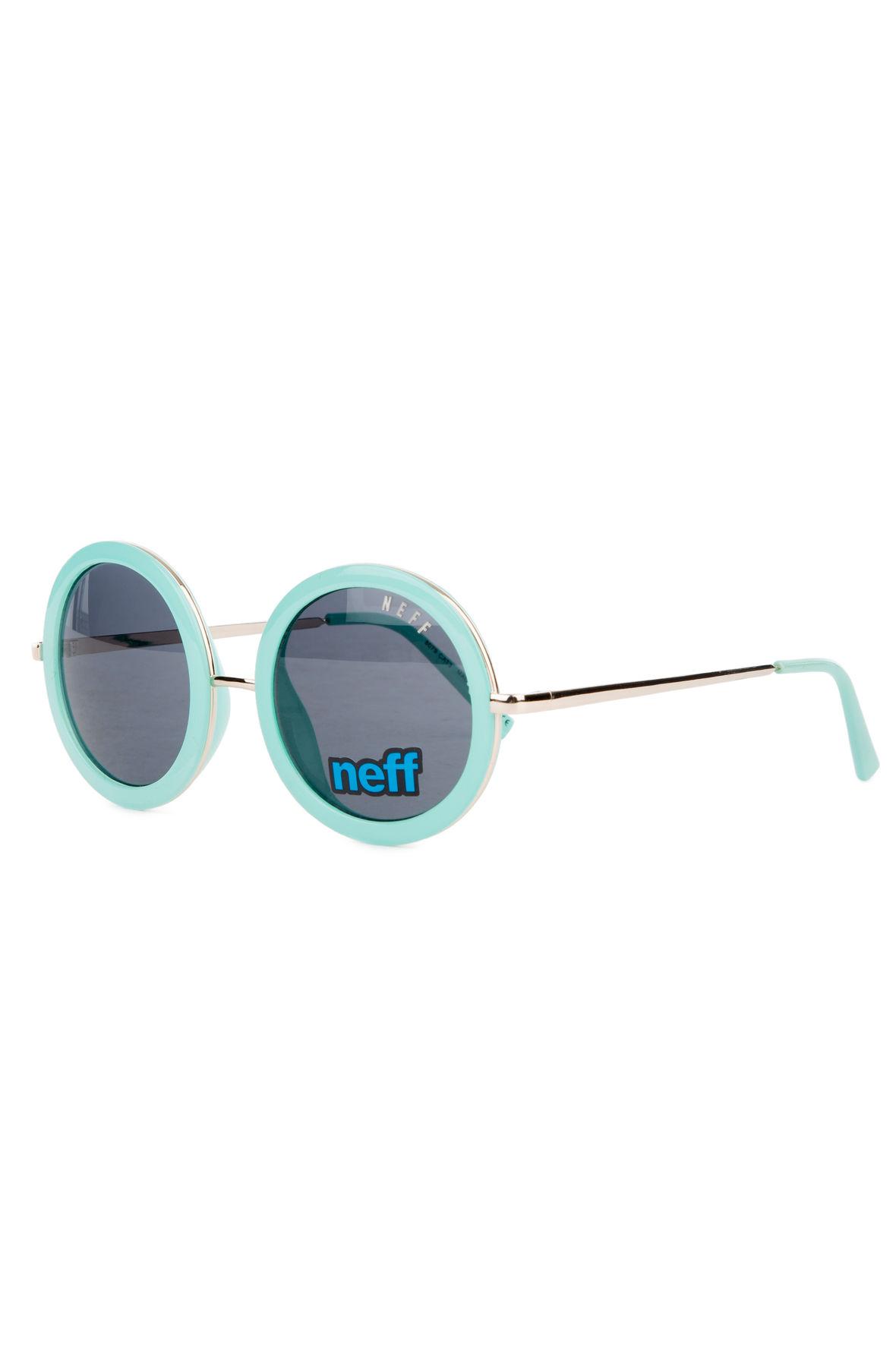 The Runaway Sunglasses in Mint