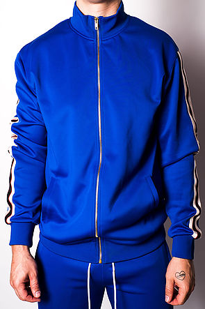 Image of Technical Jacket Blue