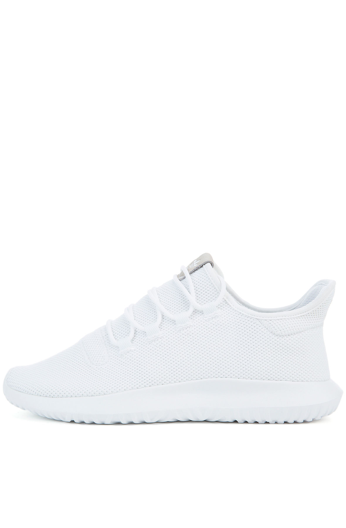 The Tubular Shadow in Footwear White; Core Black and Footwear White