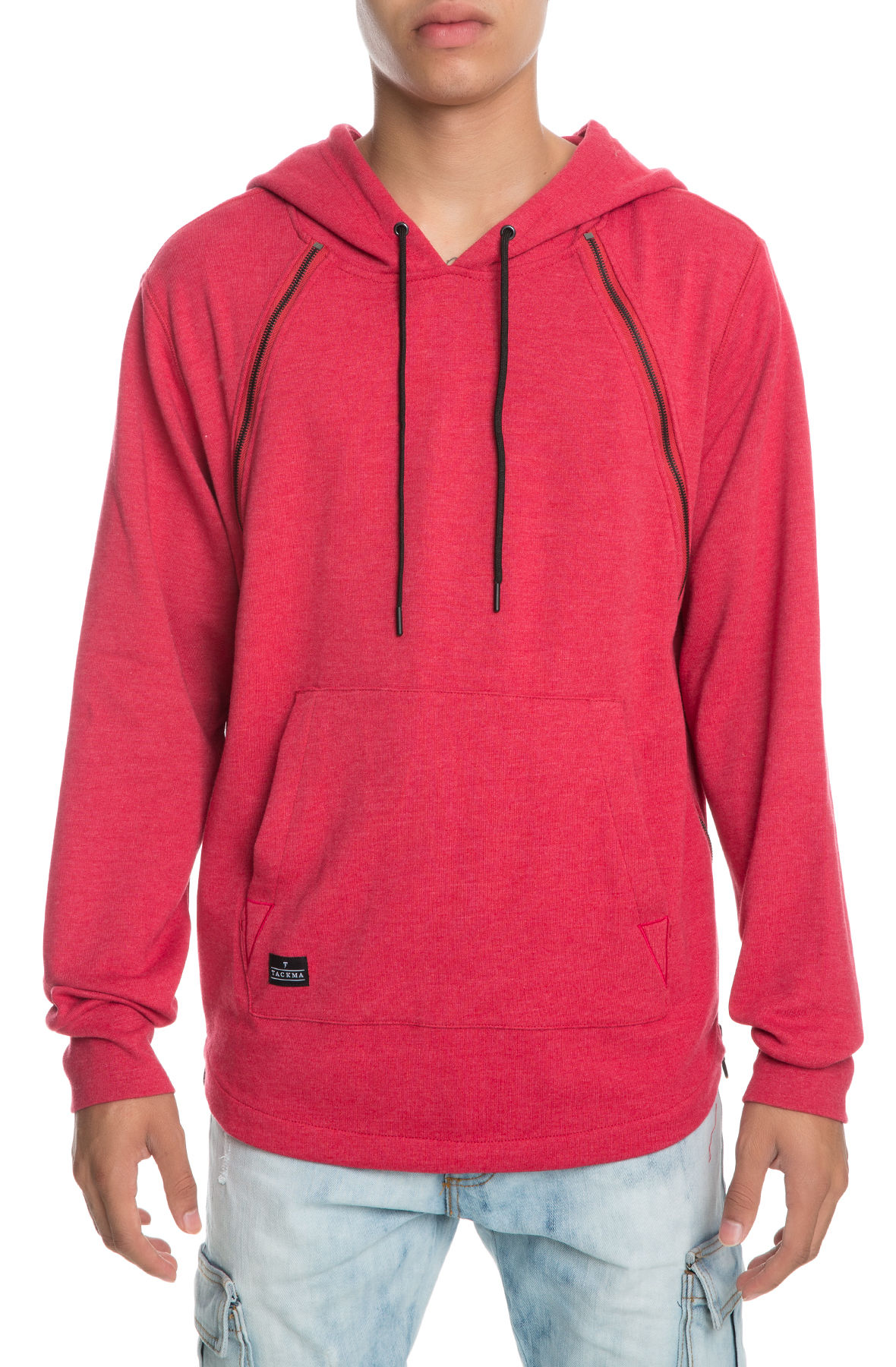 Image of The Stealth Hoodie in Red