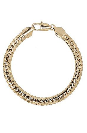 Image of The Snake Bracelet - Gold