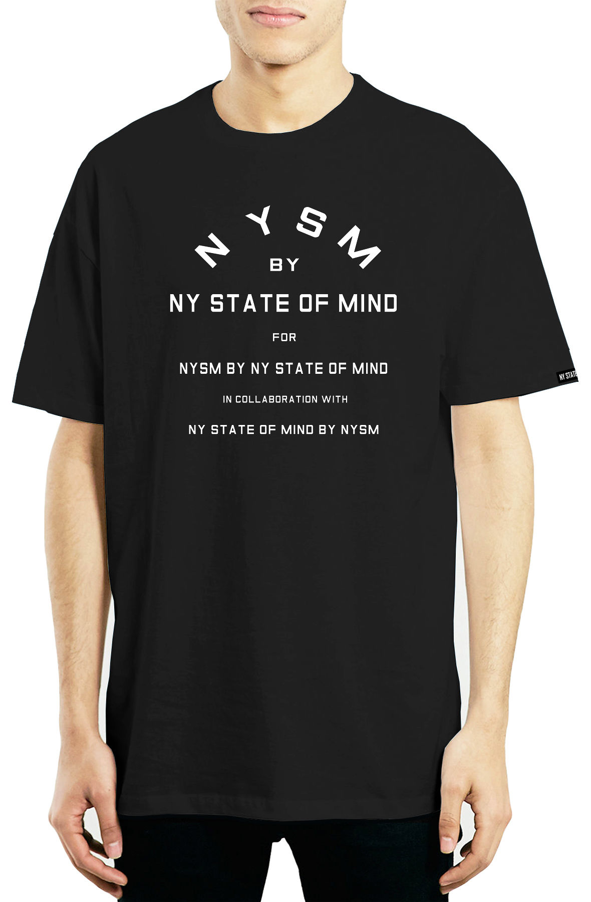 Image of NYSM by NY State of Mind T-Shirt