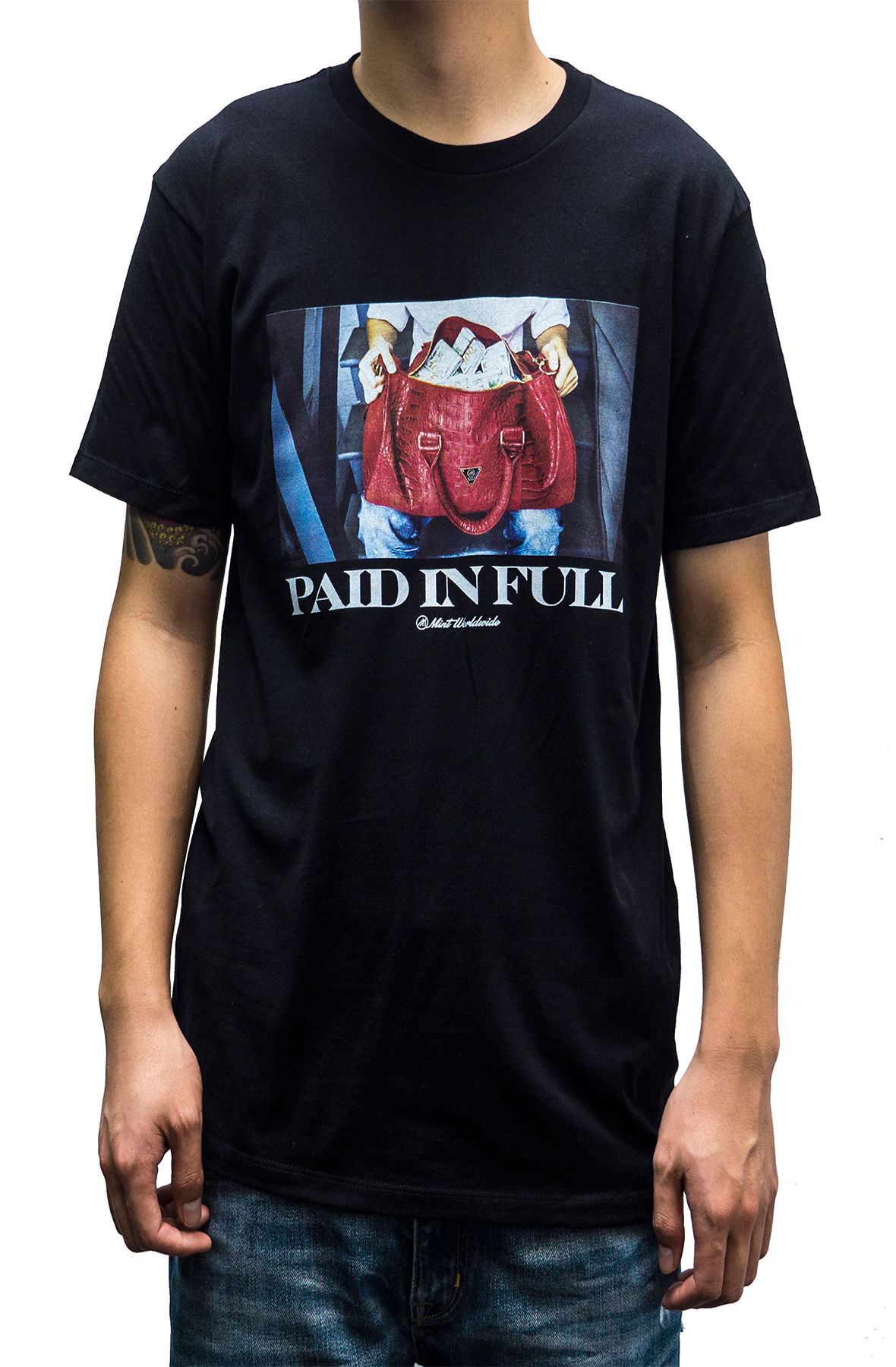 Mint Paid In Full Tee