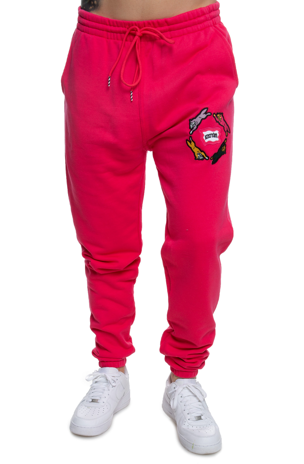 Olson Pant in Raspberry