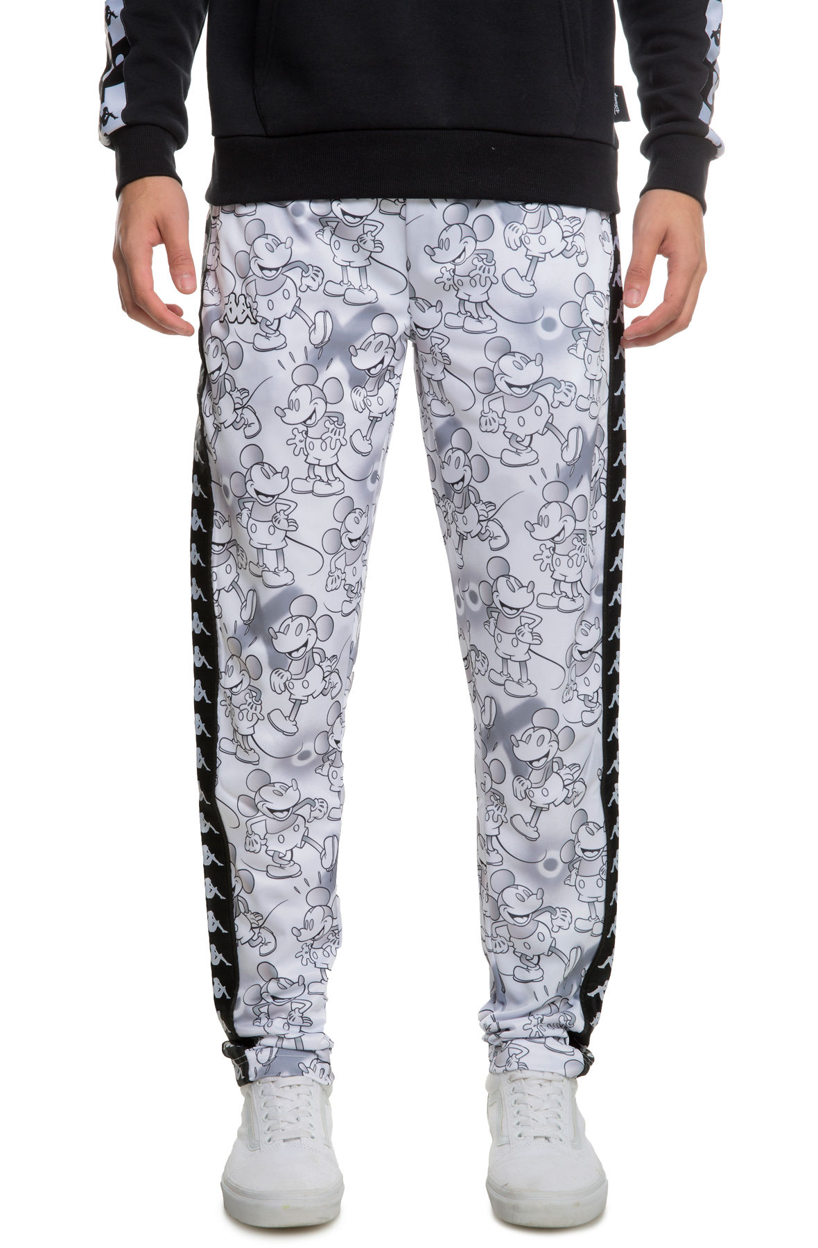 Image of The 222 Banda Astoria Disney Pants in White