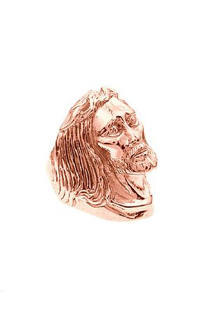 the jesus ring - rose gold