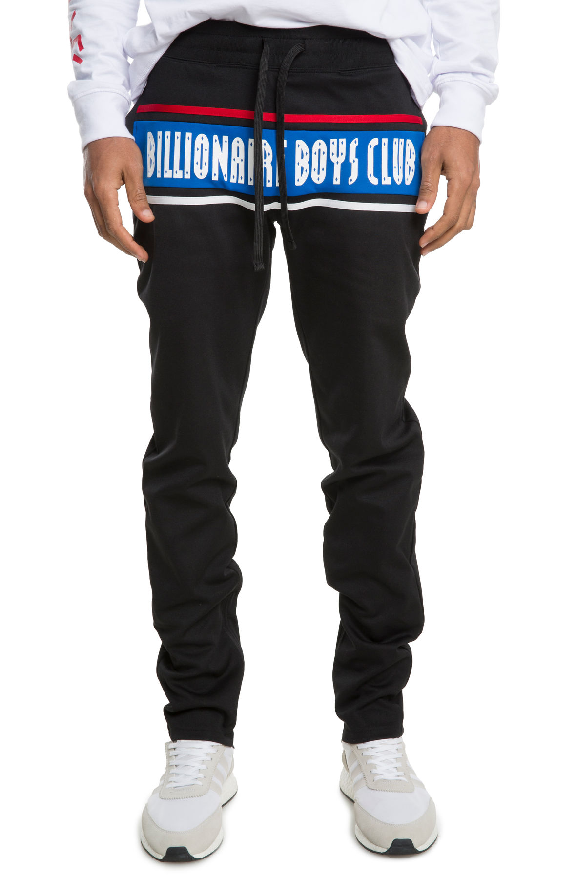 Image of The bb jumper track pant in Black