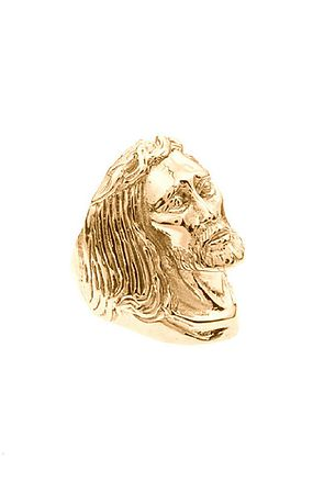 Image of The Jesus Ring - Gold