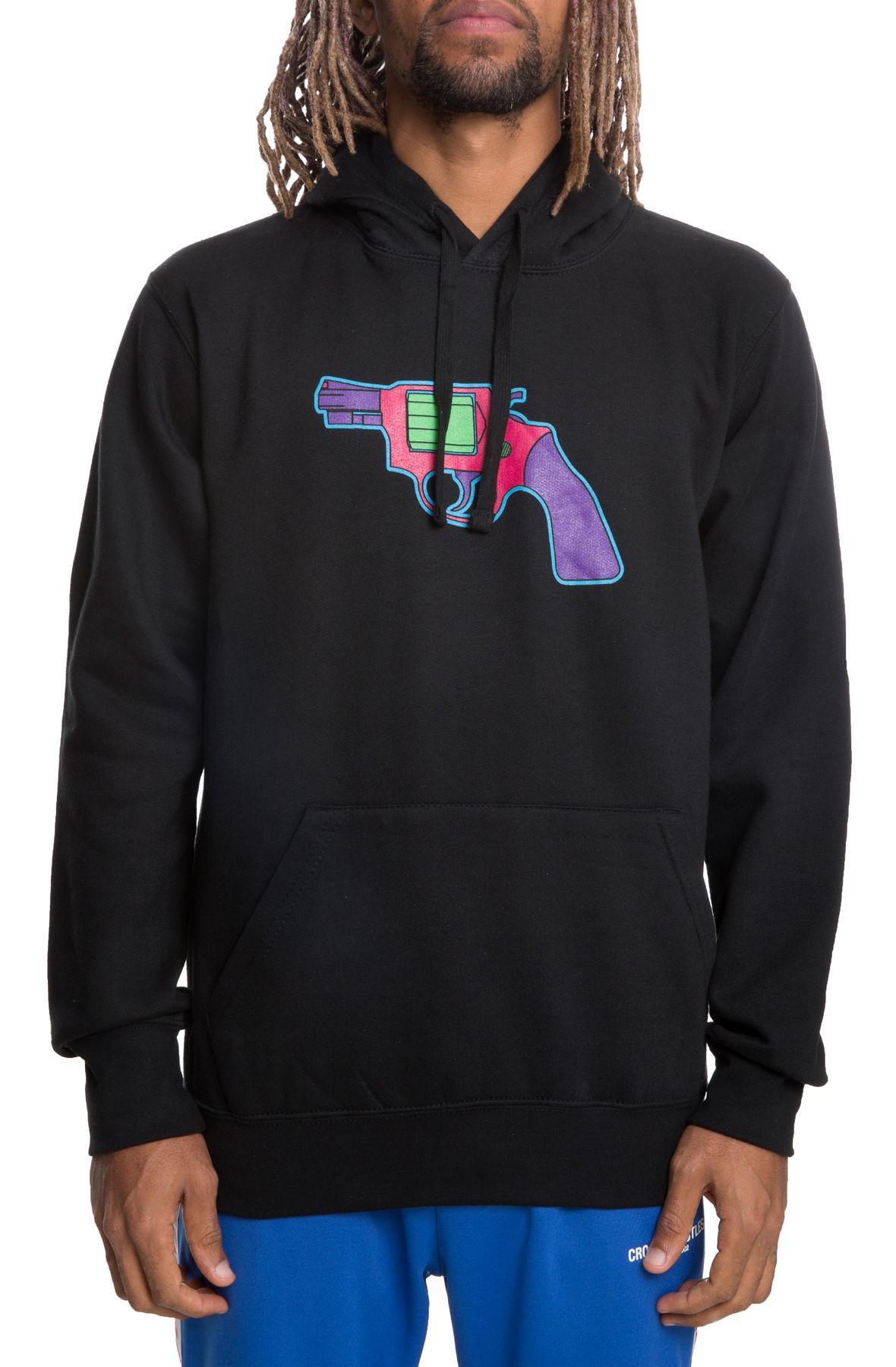 Image of The Toy Gun Hoodie in Black