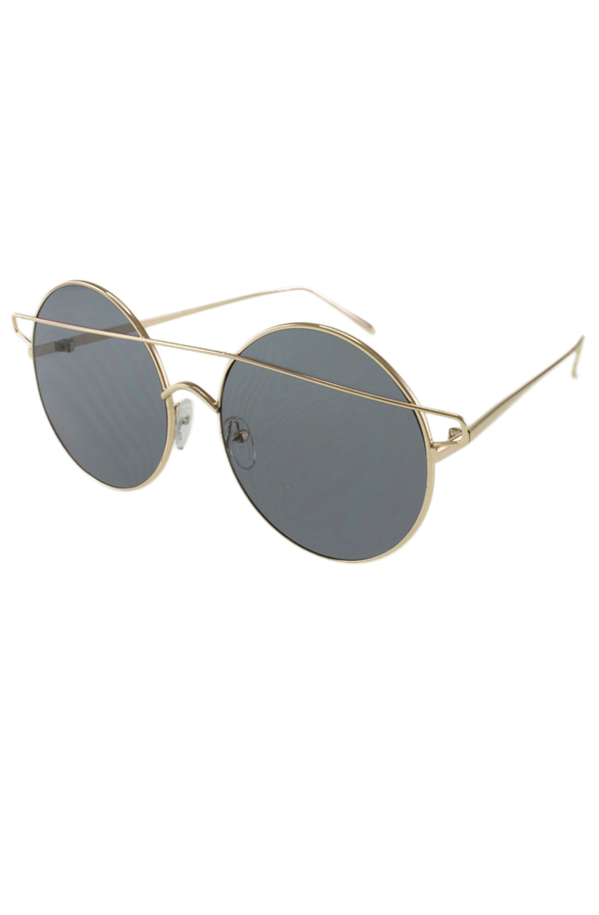 Image of The Meridian Sunglasses in Smoke