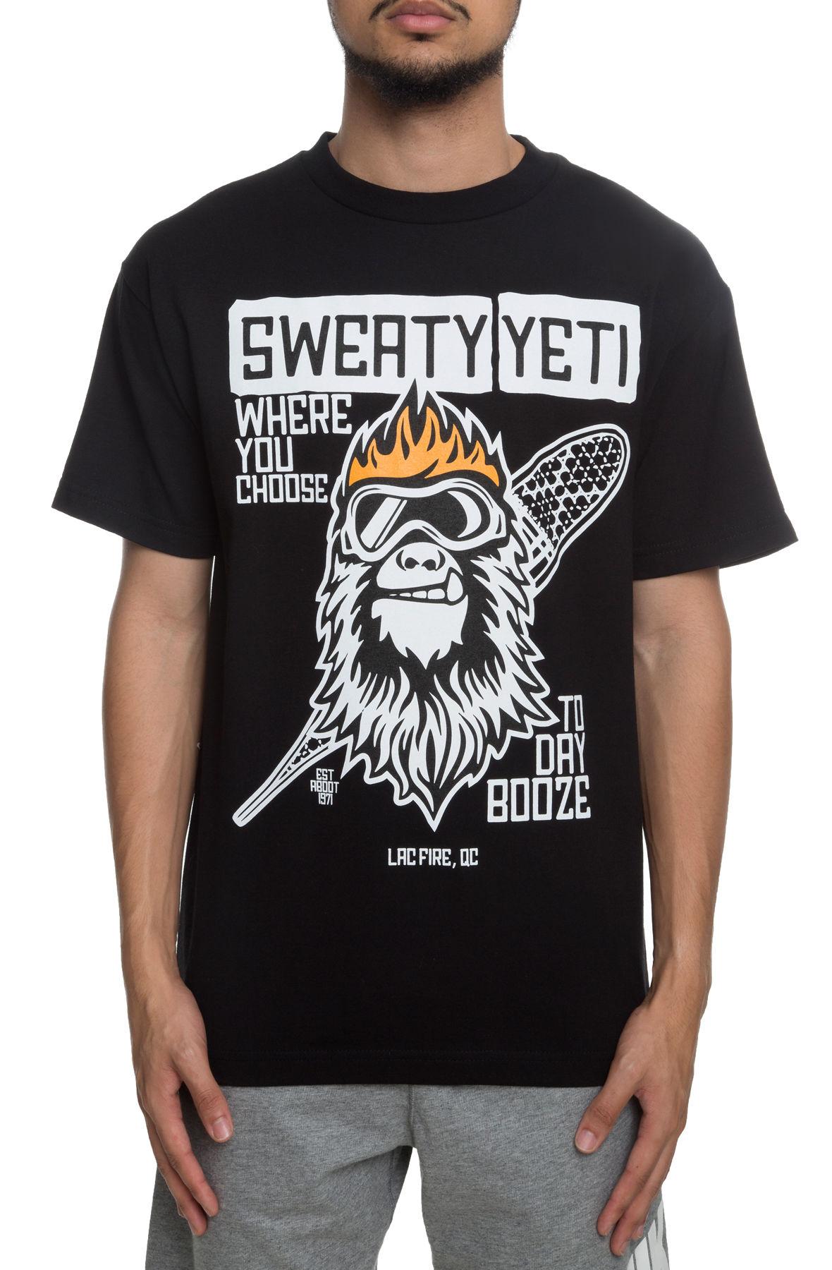 Image of Sweaty Yeti T- Shirt