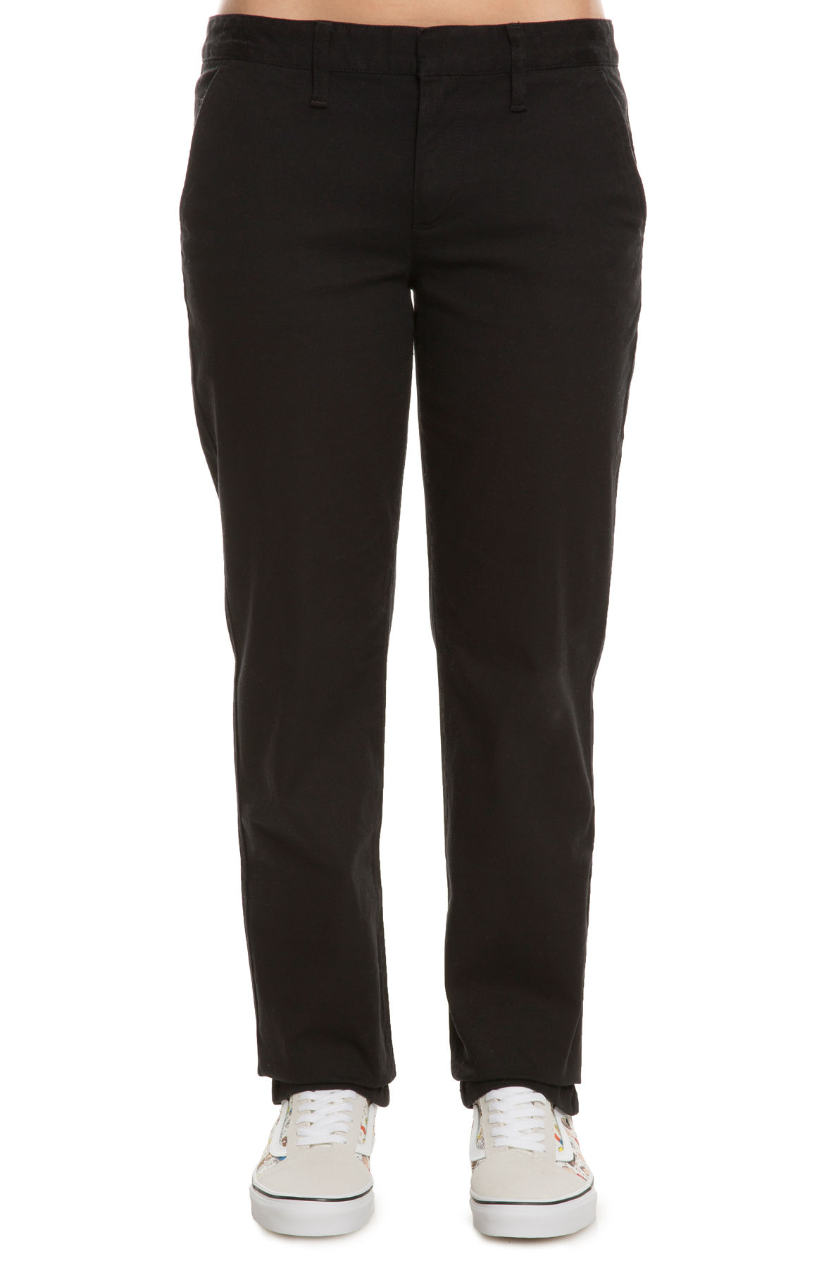 The Union Pant in Black