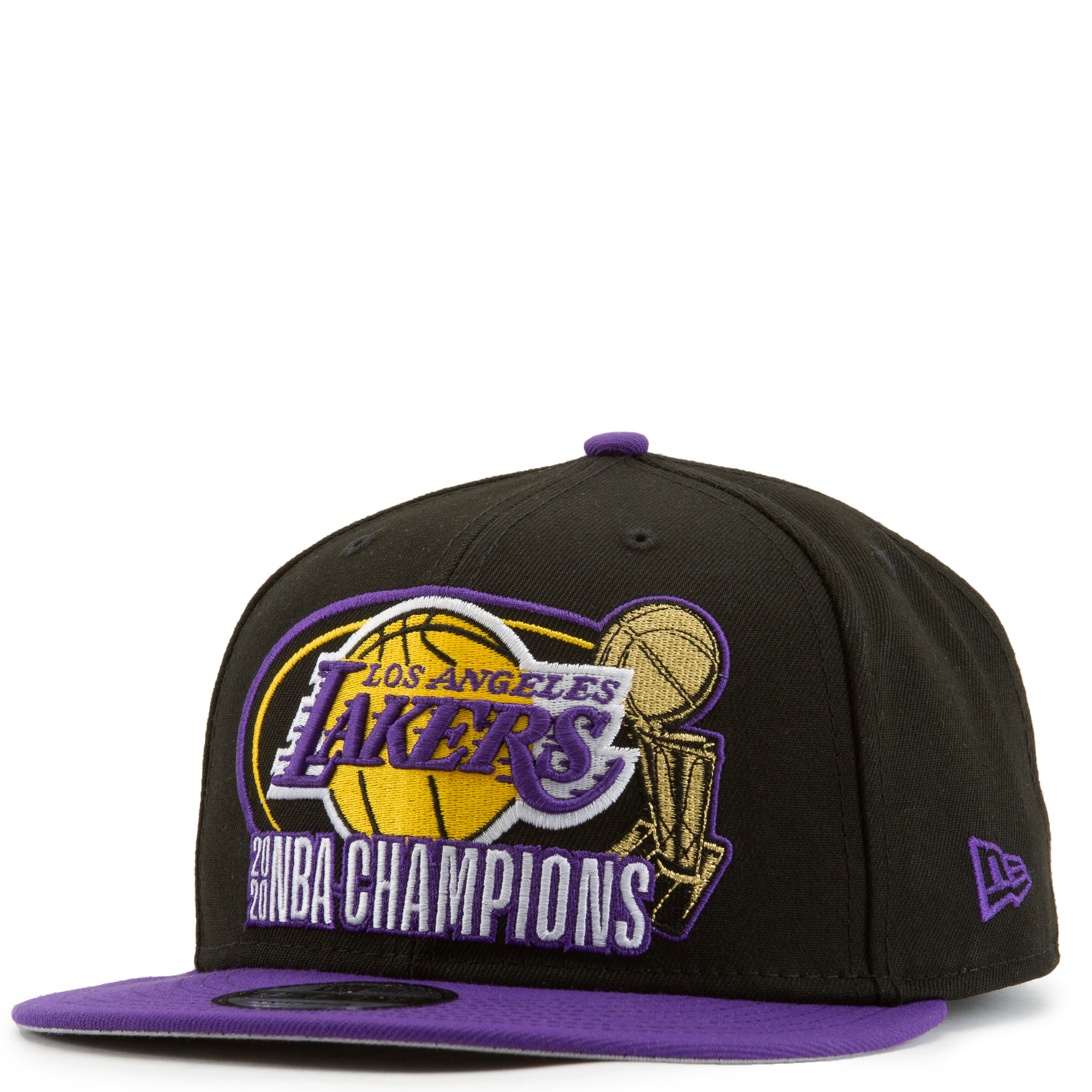 Los Angeles Lakers NBA 2020 Champs 950 Snapback Hat