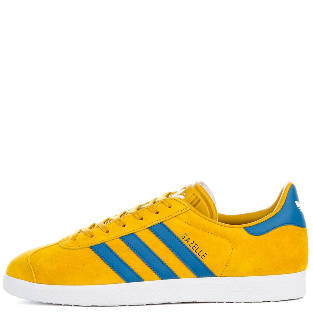 Image of Men's Gazelle Yellow Sneaker