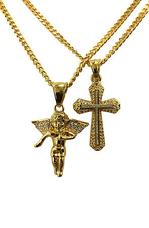 Image of Baby Angel Cross Set