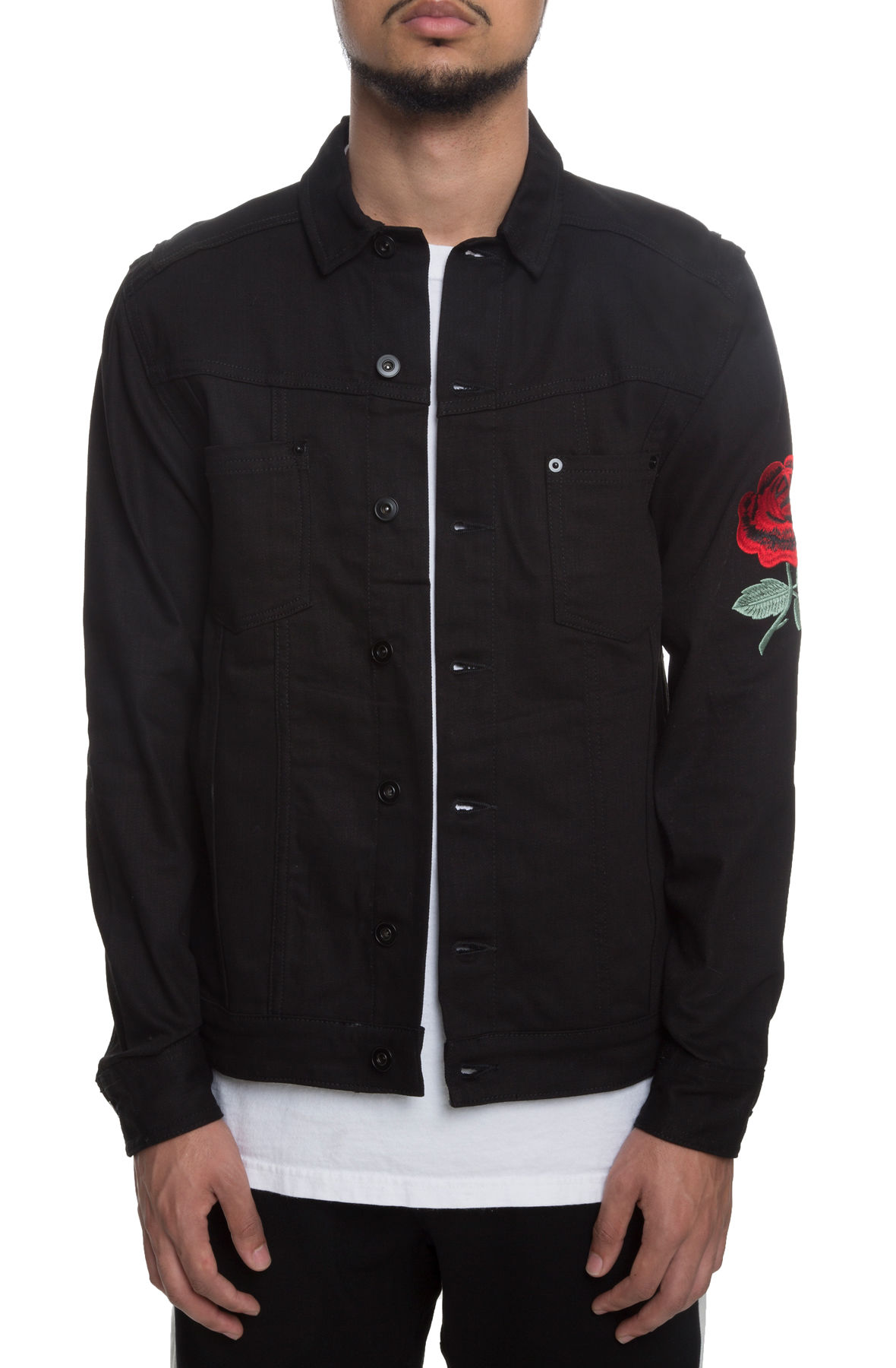 Image of The Nathaniel Jacket in Black